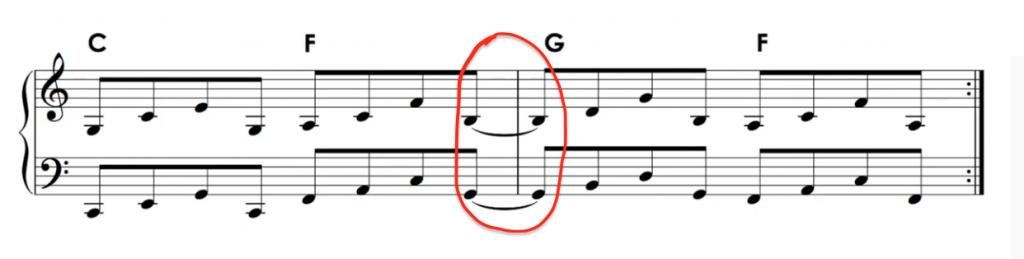 exercice-N6-mains-ensemble-avec-liaison-cours-de-piano-indépendance-des-2-mains-marina-graf