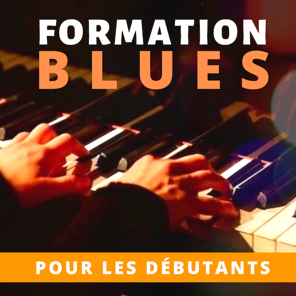 Couverture FORMATION BLUES