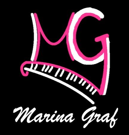 Logo marina graf présentation email pour client